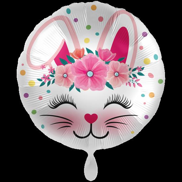 1 Ballon XXL - Sweet Bunny