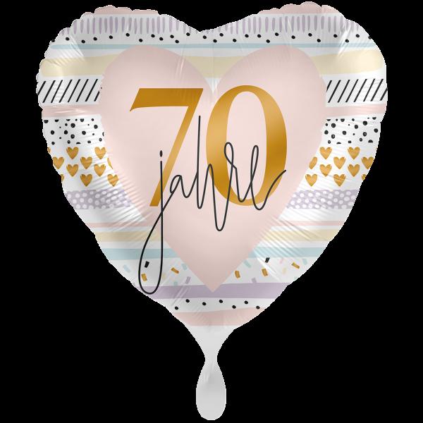1 Ballon XXL - Creamy Blush 70