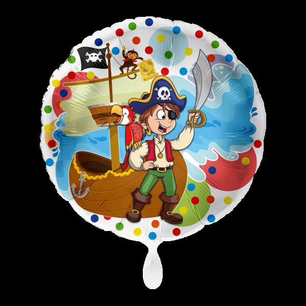 1 Ballon - Pirat