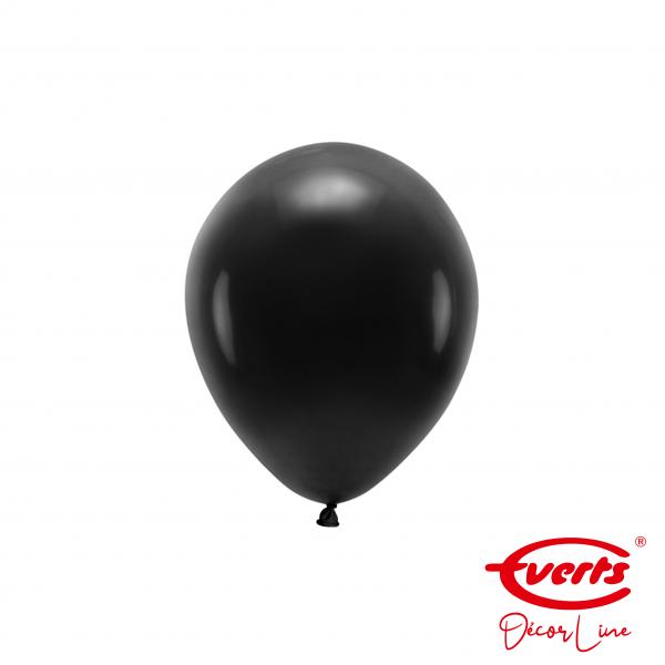 100 Miniballons - DECOR - Ø 13cm - Jet Black
