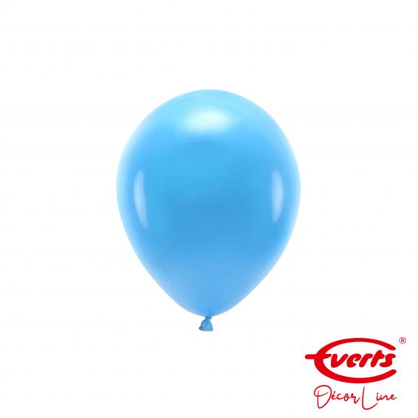100 Miniballons - DECOR - Ø 13cm - Crystal - Bright Royal Blue