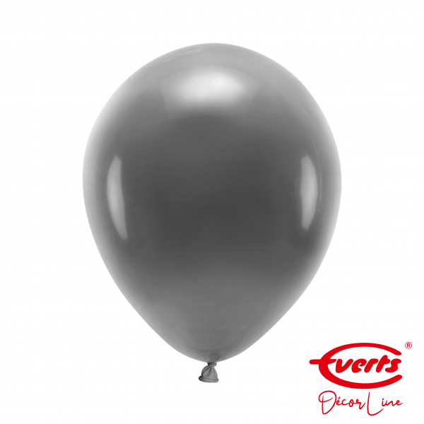 50 Luftballons - DECOR - Ø 28cm - Grey