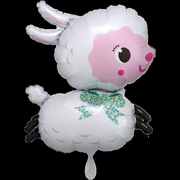 1 Ballon XXL - Lamby