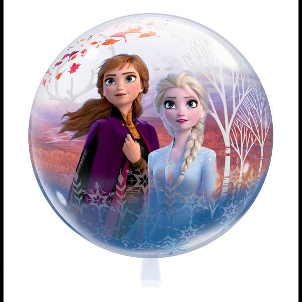 1 Bubble Ballon - Frozen 2