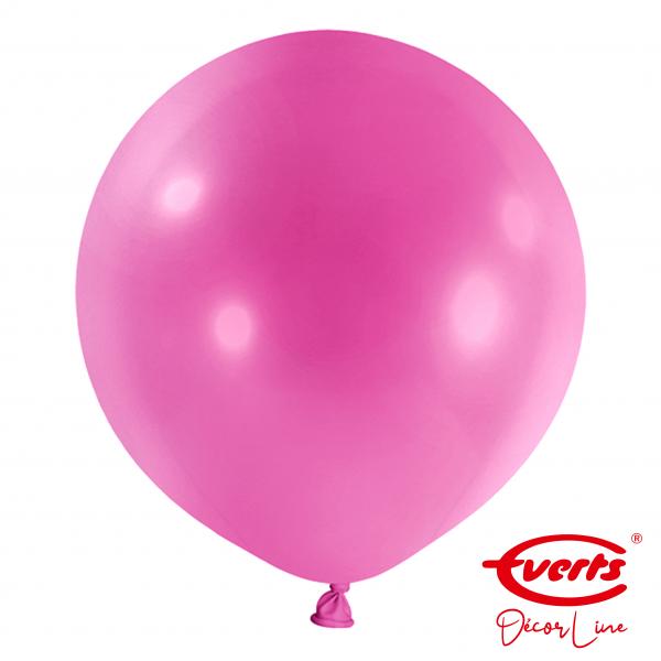 4 Riesenballons - DECOR - Ø 60cm - Hot Pink