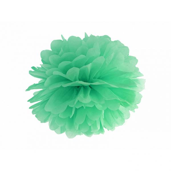 1 Pompom XL - Ø 35cm - Mint