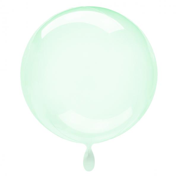 1 Ballon XL - Clearz - Grün