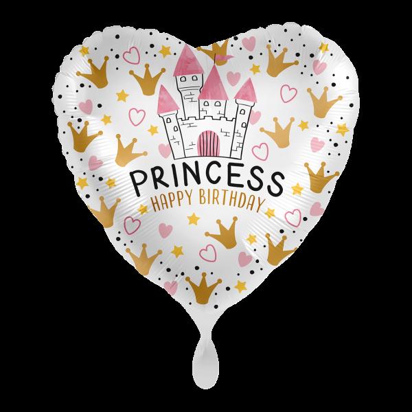1 Ballon - Magical Princess Birthday