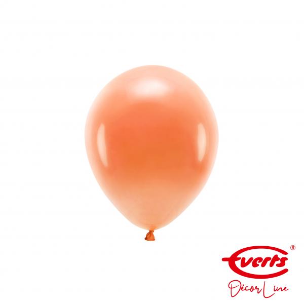 100 Miniballons - DECOR - Ø 13cm - Tangerine