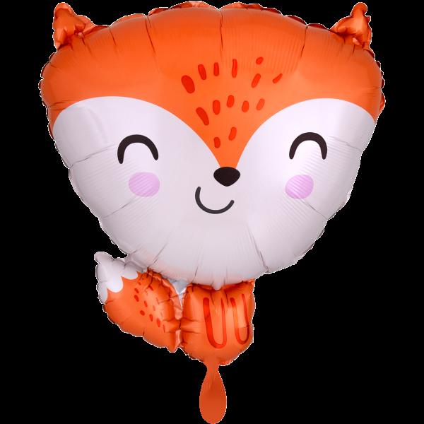 1 Ballon - Fox