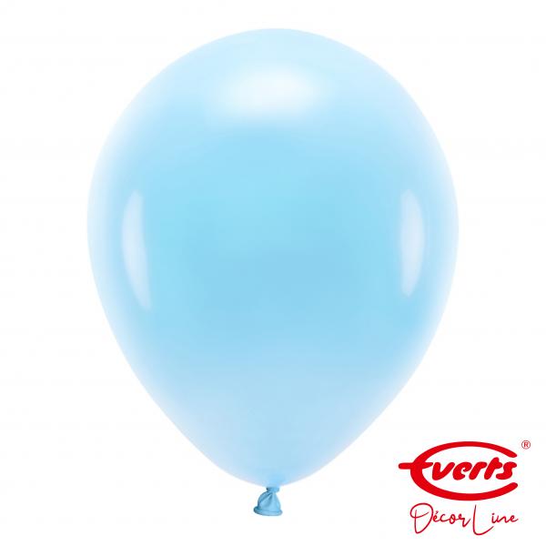 50 Luftballons - DECOR - Ø 35cm - Pastel Blue