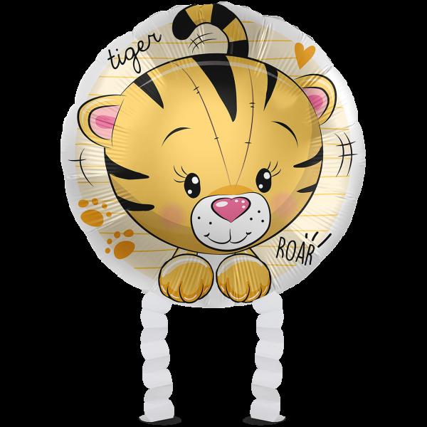 1 Ballonwalker - Little Tiger