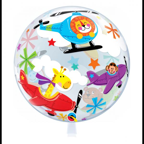 1 Bubble Ballon - Flying Circus