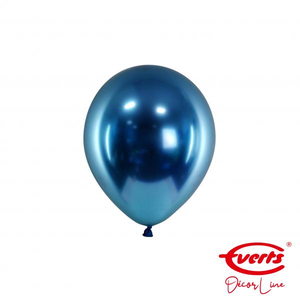 100 Miniballons - DECOR - Ø 13cm - Satin Luxe - Azure