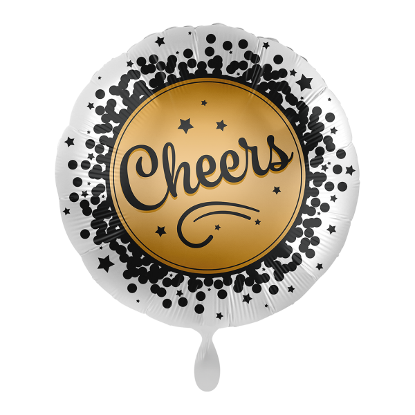 1 Ballon - Cheers Glamour