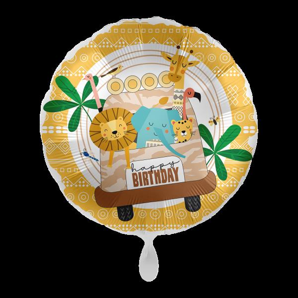 1 Ballon - Safari Birthday