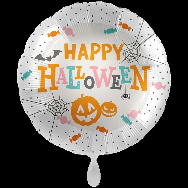 1 Ballon XXL  - Happy Halloween