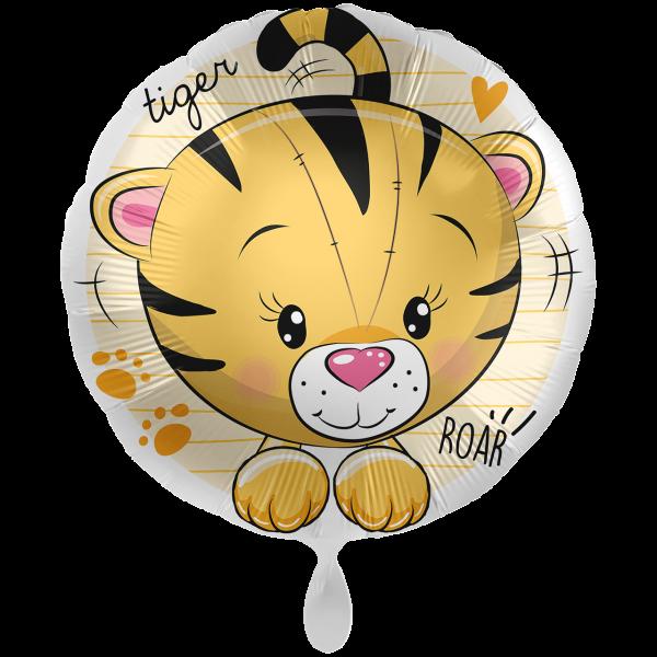 1 Ballon XXL - Little Tiger