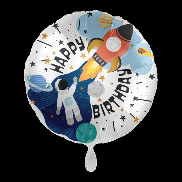 1 Ballon - Birthday Outer Space
