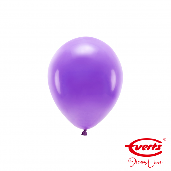 100 Miniballons - DECOR - Ø 13cm - New Purple