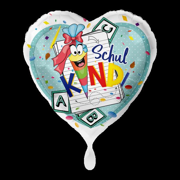 1 Ballon - Schulkind
