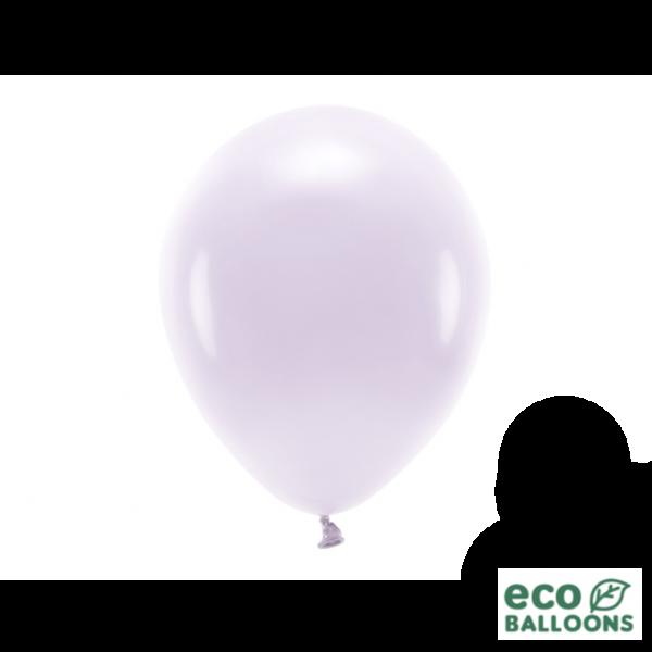 10 ECO-Luftballons - Ø 26cm - Light Lilac