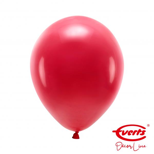 50 Luftballons - DECOR - Ø 28cm - Berry