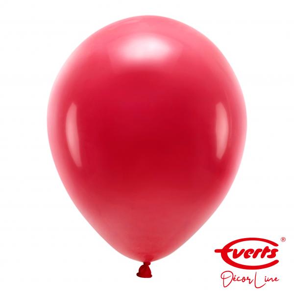 50 Luftballons - DECOR - Ø 35cm - Berry