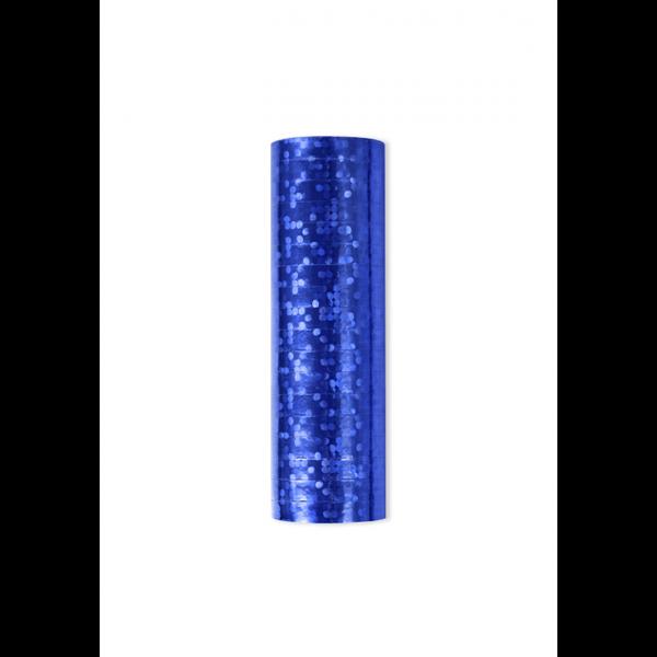 1 Luftschlange - Blau