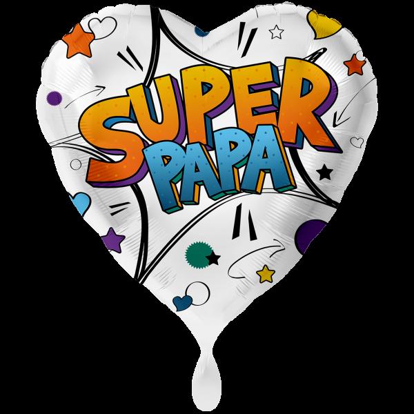 1 Ballon XXL - Super Papa