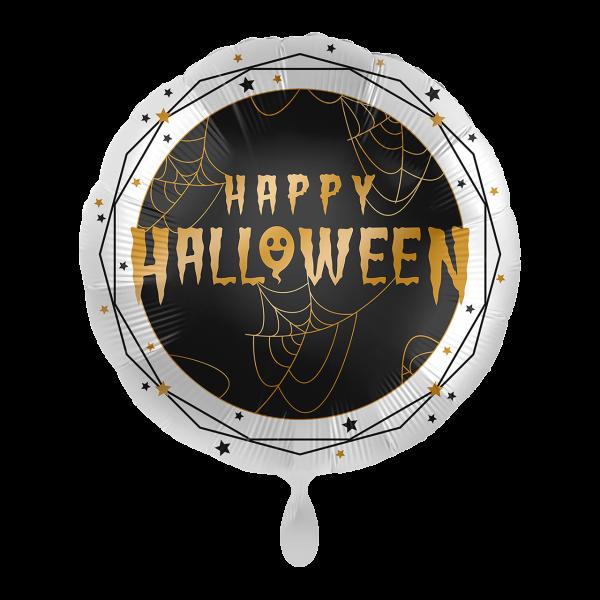 1 Ballon - Golden Halloween