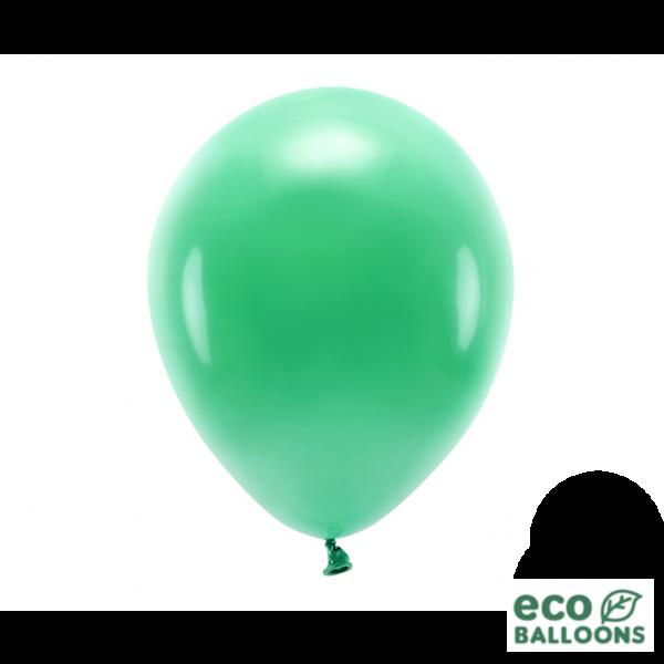 100 ECO-Luftballons - Ø 30cm - Green