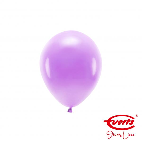100 Miniballons - DECOR - Ø 13cm - Macaron - Blueberry
