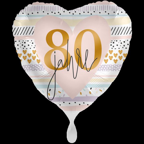 1 Ballon XXL - Creamy Blush 80