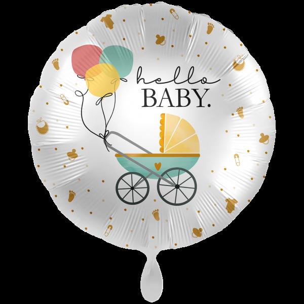 1 Ballon XXL - Baby Buggy