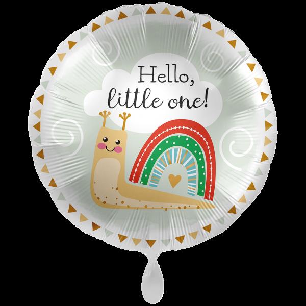 1 Ballon XXL - Sweet Baby Snail