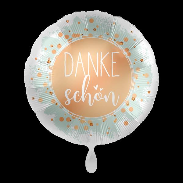1 Ballon - Dankeschön