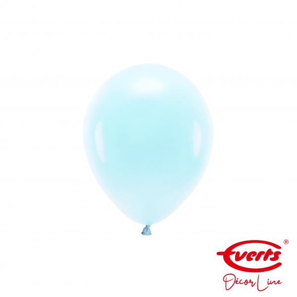 100 Miniballons - DECOR - Ø 13cm - Macaron - Sky Blue