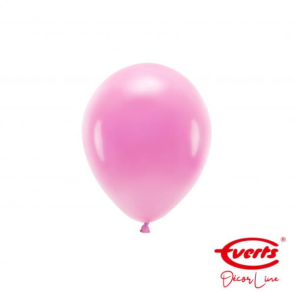 100 Miniballons - DECOR - Ø 13cm - Crystal - Magenta