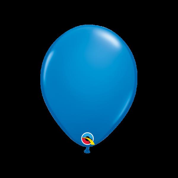 6 Luftballons - Ø 27cm - Dark Blue