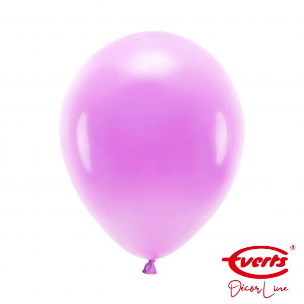 50 Luftballons - DECOR - Ø 28cm - Macaron - Lilac