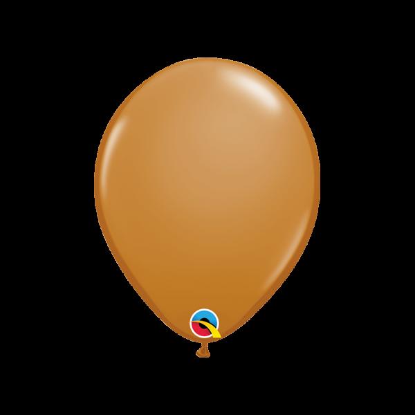100 Luftballons - Ø 27cm - Mocha Brown