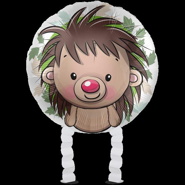 1 Ballonwalker - Baby Hedgehog