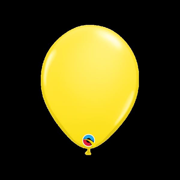 100 Luftballons - Ø 27cm - Yellow