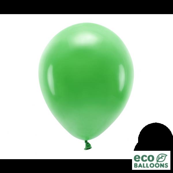 10 ECO-Luftballons - Ø 30cm - Green Grass