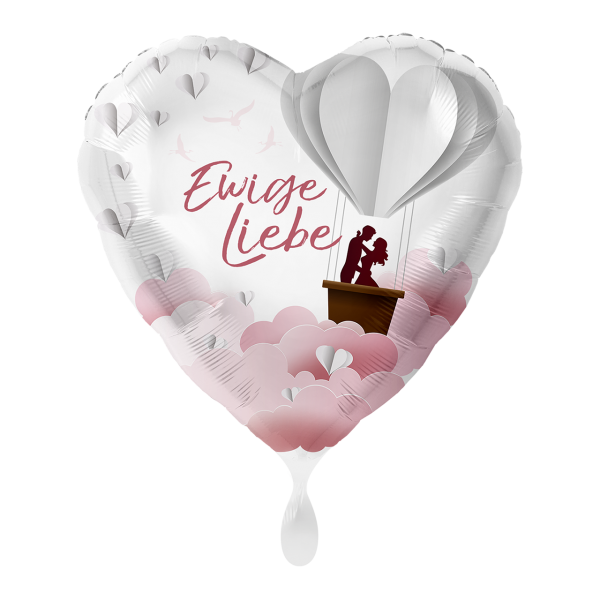 1 Ballon - Ewige Liebe