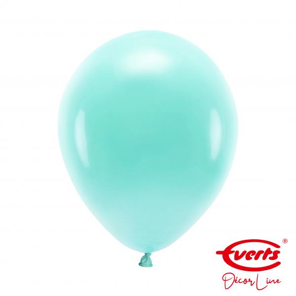 50 Luftballons - DECOR - Ø 28cm - Robins Egg Blue