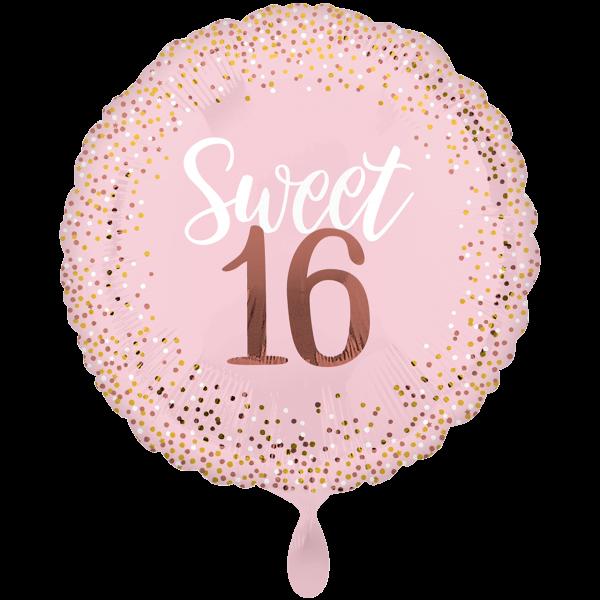 1 Ballon XXL - Sixteen Blush
