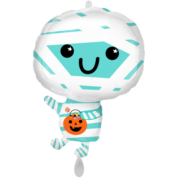 1 Ballon - Happy Mummy