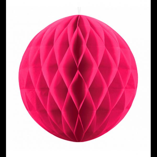 1 Wabenball XXL - Ø 30cm - Pink
